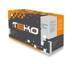 Kompatibilní toner Oki 42804537, 3000 stran, žlutý, TEKO